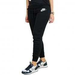 Nike Damen Sweatpants Rally schwarz/weiß