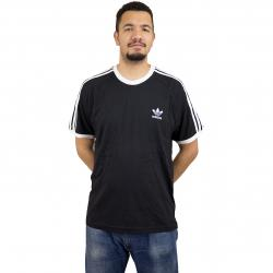 Adidas Originals T-Shirt 3-Stripes schwarz