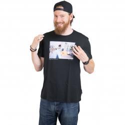 Adidas Originals T-Shirt City Photo schwarz