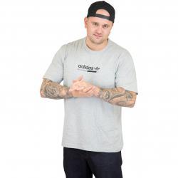 Adidas Originals T-Shirt Kaval grau