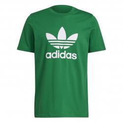 Adidas Trefoil T-Shirt grün