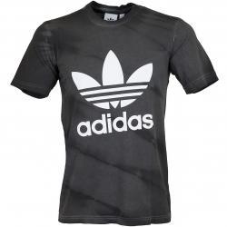 Adidas Originals T-Shirt Vintage schwarz