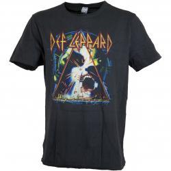 Amplified T-Shirt Def Leppard Hysteria dunkelgrau