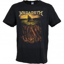 Amplified T-Shirt Megadeth Nuke Shark schwarz