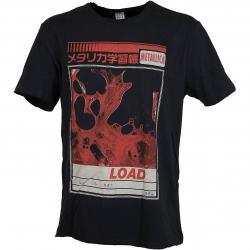 Amplified T-Shirt Metallica Load schwarz