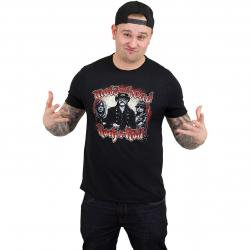 Amplified T-Shirt Motorhead Chains schwarz