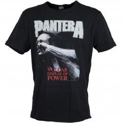 Amplified T-Shirt Pantera Display of Power schwarz