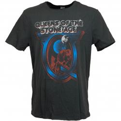 Amplified T-Shirt Queens Of The Stone Age Full Colour dunkelgrau