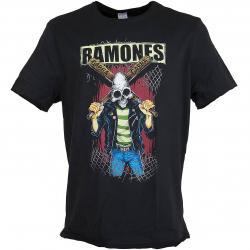 Amplified T-Shirt Ramones Gabba Gabba schwarz