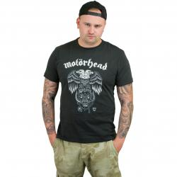 Amplified T-Shirt Motorhead Hiro schwarz