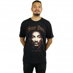 Amplified T-Shirt Snoop Dogg Dogfather schwarz