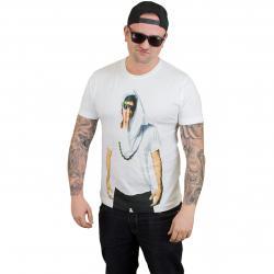 Bravado T-Shirt Album Art Frauenarzt weiß
