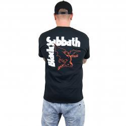 Bravado T-Shirt Cherub Black Sabbath schwarz