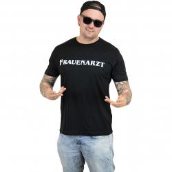 Bravado T-Shirt Frauenarzt schwarz