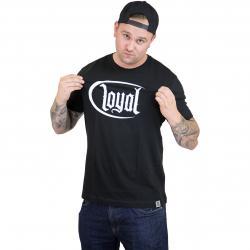 Bravado T-Shirt Kontra K Loyal Circle schwarz