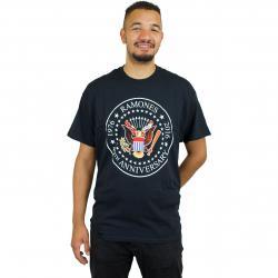 Bravado T-Shirt The Ramones 40th Anniversary schwarz