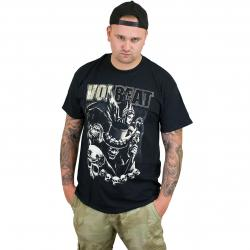 Bravado T-Shirt Volbeat Black Collage schwarz