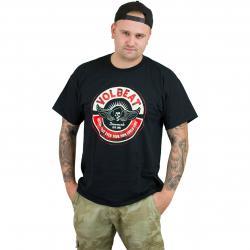 Bravado T-Shirt Volbeat Circle Mom schwarz