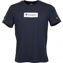 Champion T-Shirt schwarz
