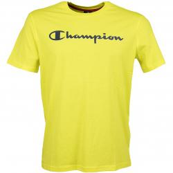 Champion T-Shirt Crewneck gelb