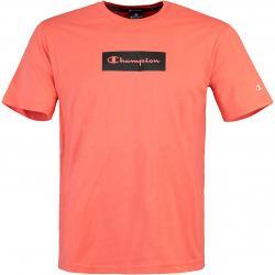 Champion American Logo T-Shirt rot
