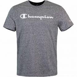 Champion Logo Herren T-Shirt grau