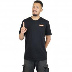 Cleptomanicx T-Shirt I Like Gulls schwarz