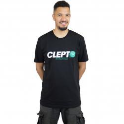 Cleptomanicx T-Shirt Lit schwarz