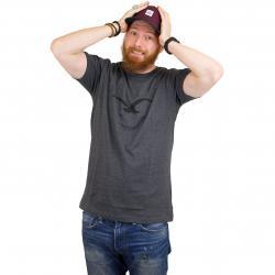 Cleptomanicx T-Shirt Mowe Tonal schwarz