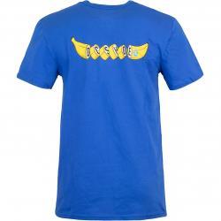 DC Bananas Herren T-Shirt blau