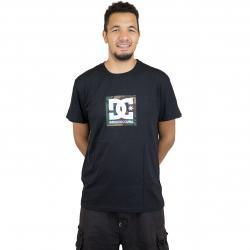 DC Shoes T-Shirt Camo Boxing schwarz