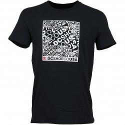 DC Shoes T-Shirt Cover Up schwarz