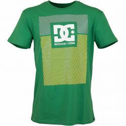 DC Shoes T-Shirt Pill Resident grün