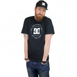 DC Shoes T-Shirt Rebuilt 2 schwarz