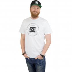 DC Shoes T-Shirt Rebuilt 2 snow weiß