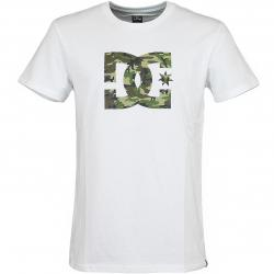 DC Shoes T-Shirt Star 2 weiß/camouflage