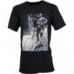 Dedicated T-Shirt Beer Biker schwarz