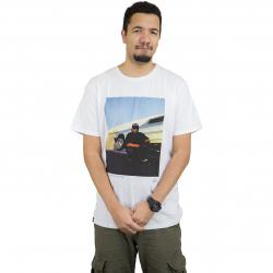 Dedicated T-Shirt Eazy-E weiß