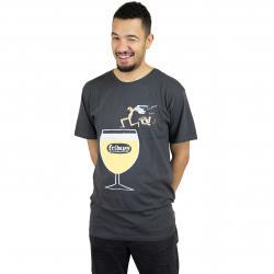 Dedicated T-Shirt Fridays dunkelgrau