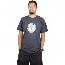Dedicated T-Shirt Good Things dunkelgrau