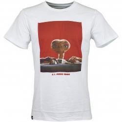 Dedicated T-Shirt Phone Home weiß