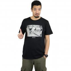 Dedicated T-Shirt Ride To Live schwarz
