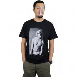 Dedicated T-Shirt Tupac schwarz
