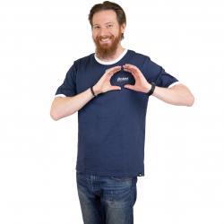 Dickies T-Shirt Barksdale dunkelblau