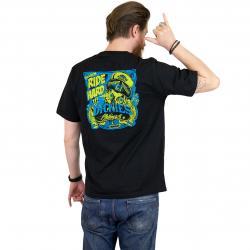 Dickies T-Shirt Hewitt schwarz