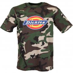 Dickies T-Shirt Horseshoe camo
