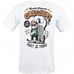 Dickies T-Shirt Tarrytown weiß
