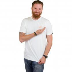 Dudes T-Shirt Recruiter weiß