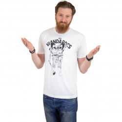 The Dudes T-Shirt Viandardes weiß