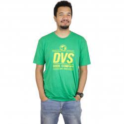 DVS T-Shirt Stamp grün
